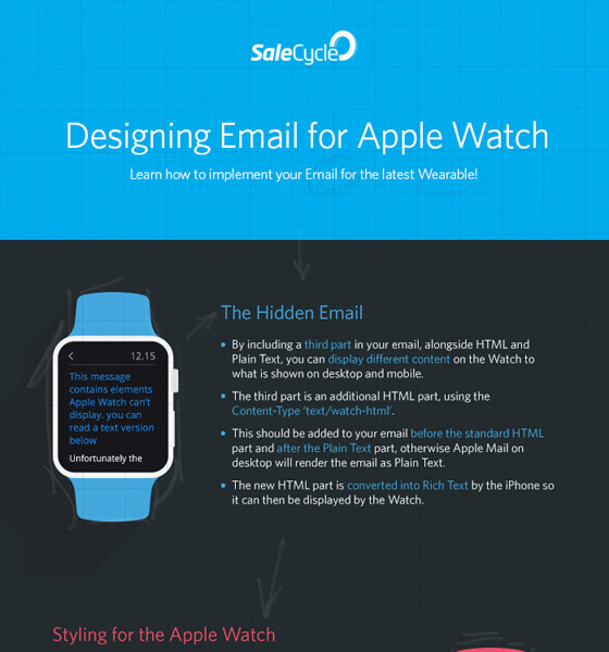 Designing Email for Apple Watch
