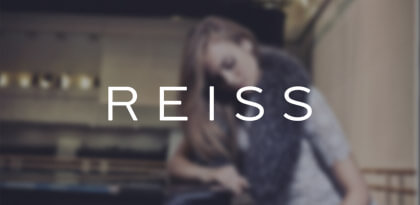 Reiss' Email Remarketing Creative