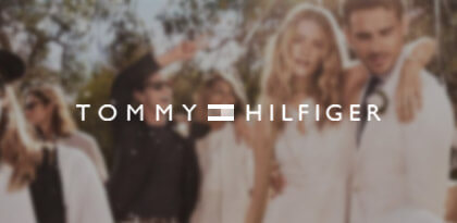 Tommy Hilfiger's Email Remarketing Creative
