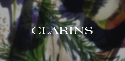 Clarins On-Site Remarketing Creative