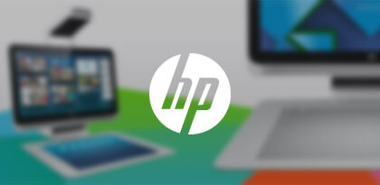 HP's On-Site Remarketing Creative