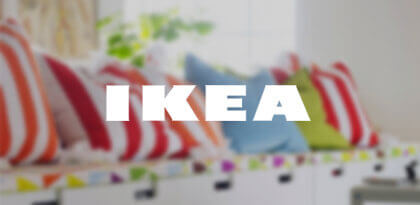 IKEA's Email Remarketing Creative