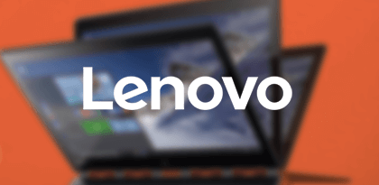 Lenovo's Email Remarketing Creative