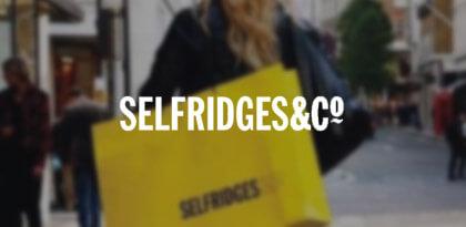 Selfridges & Co Remarketing Creative