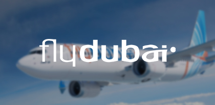 Fly Dubai's Email Remarketing Creative