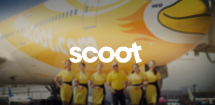FlyScoot's On-Site Remarketing Creative
