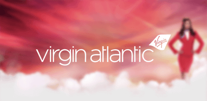 irgin Atlantic's On-Site Remarketing Creative
