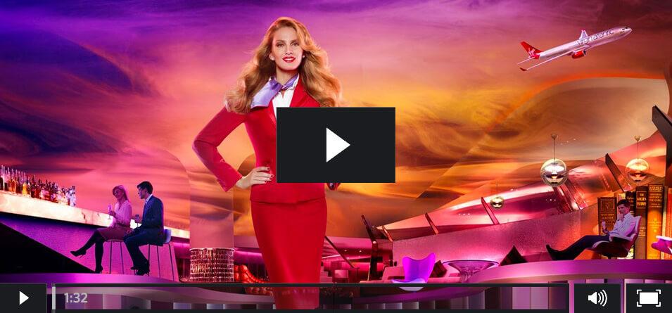 Watch The Virgin Atlantic Story