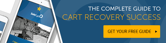 Cart Recovery Guide