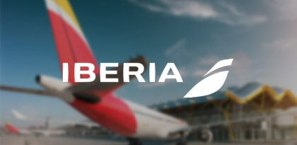 Iberia's Email Remarketing Creative