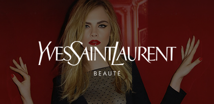 YSL Beaute's Email Remarketing Creative