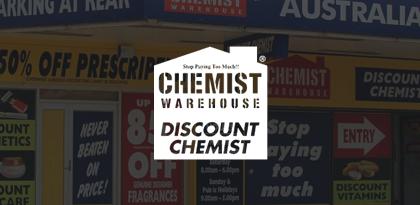 Cordis'Chemist Warehouse's Email Remarketing Creative