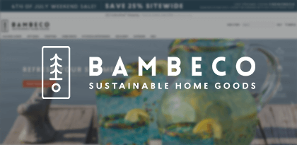 Bambeco Email Remarketing Creative