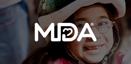 MDA's Email Remarketing Creative