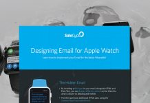 Designing Email for the Apple Watch