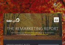 The Remarketing Report Infographic - Q3 2015