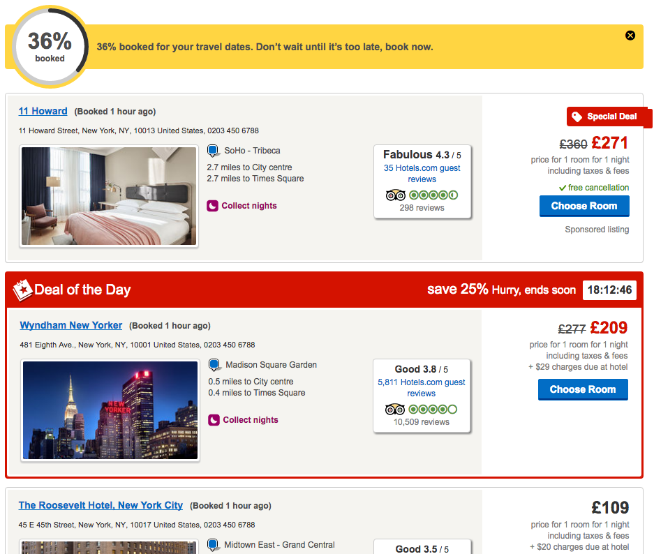 What Does the Perfect Online Travel Booking Process Look