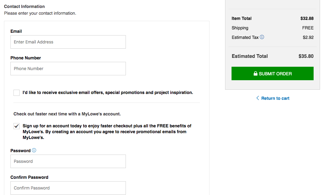Email Acquisition Strategies for Ecommerce Sites