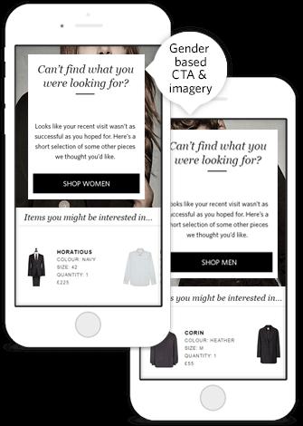 browse email segmentation