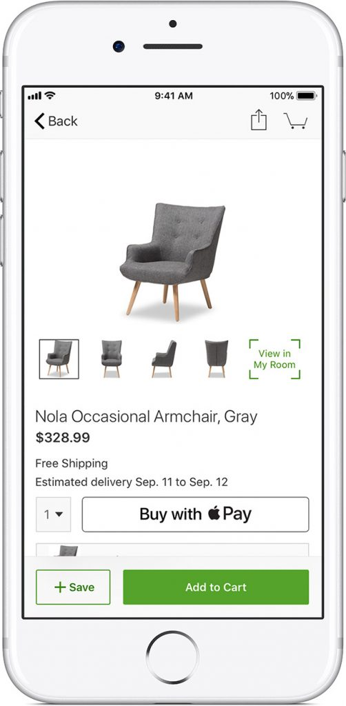 reduce cart abandonment with fast mobile payment