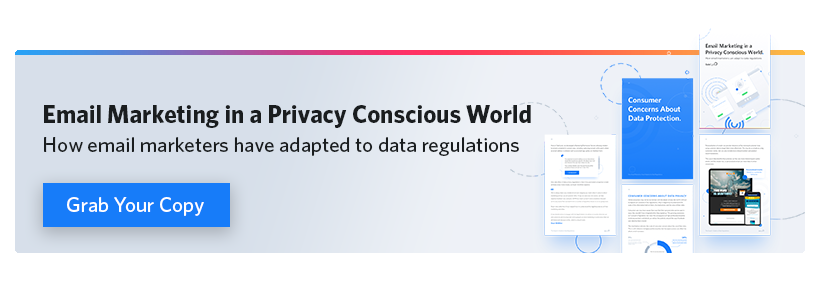 Email Marketing in a Privacy Conscious World - Download Report