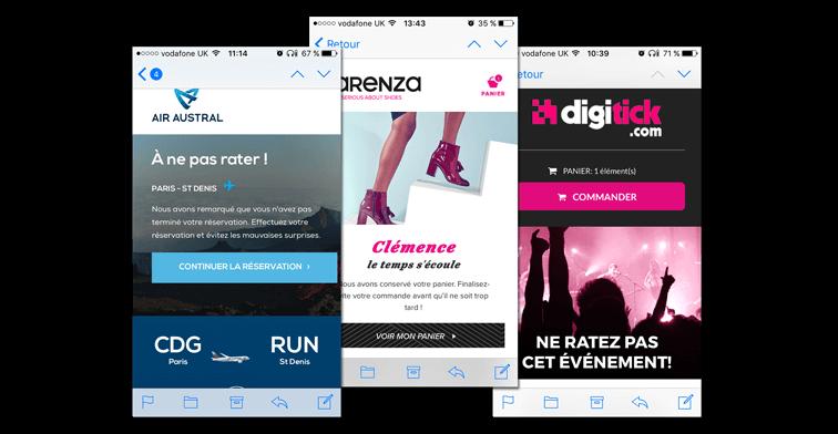 Responsive design mobile