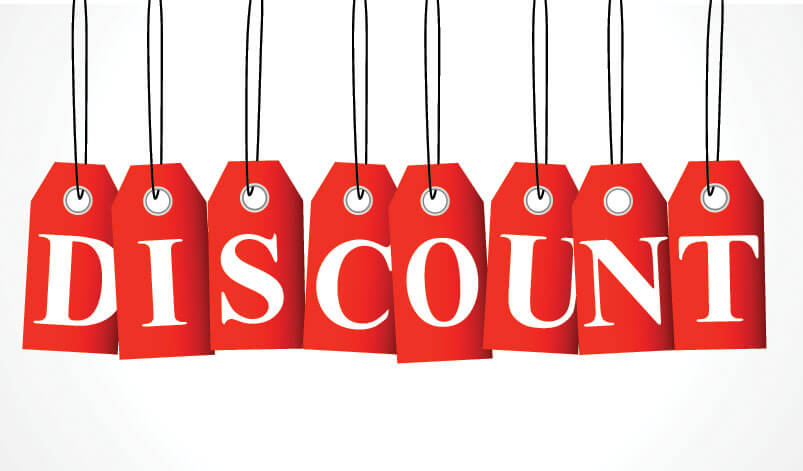 Discounting is Dead