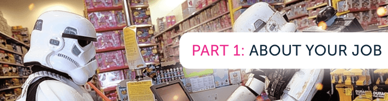 Meet the Marketer - Part 1 - About Your Job - Smyths Toys