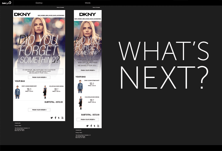 Desktop, Mobile, What's next for email design?