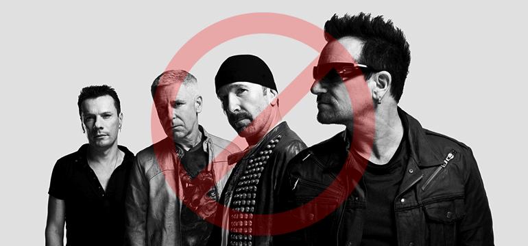 U2 - NO!