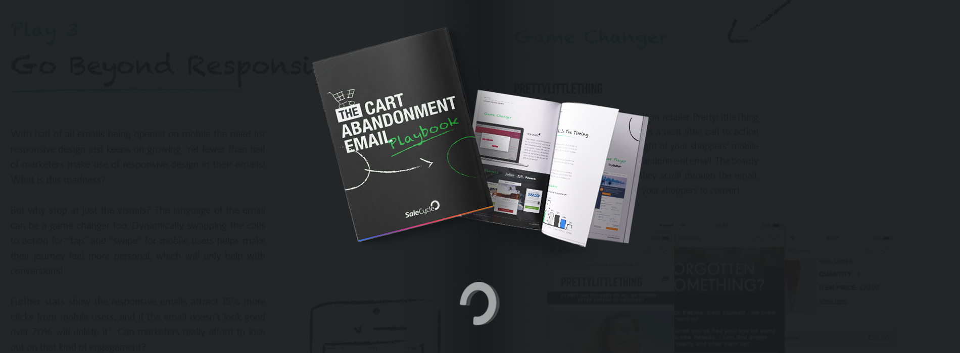 [eBook]: The Cart Abandonment Email Playbook