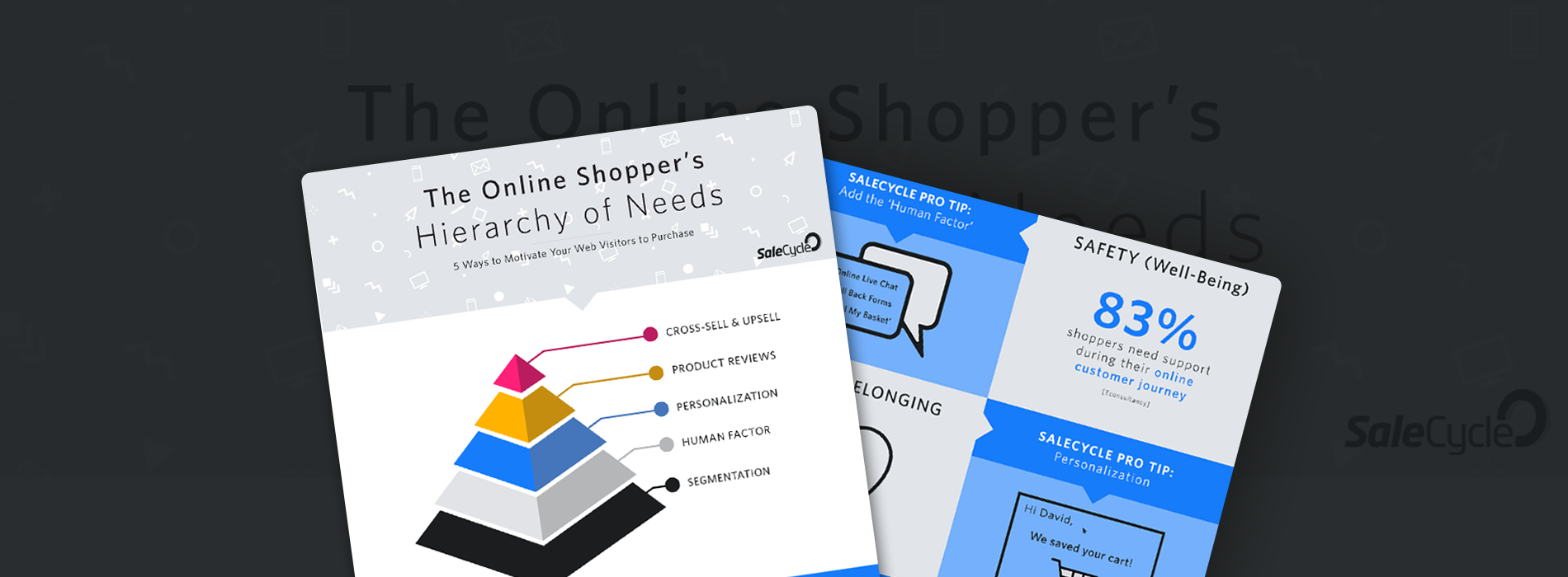 [Infographic] The Online Shopper's Hierarchy of Needs
