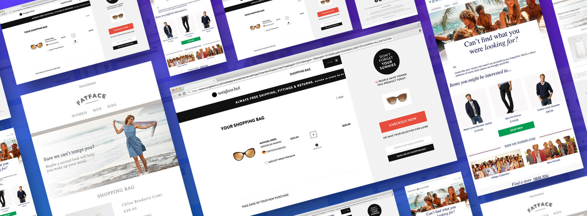 Five Examples of Personalization from Fashion Retailers