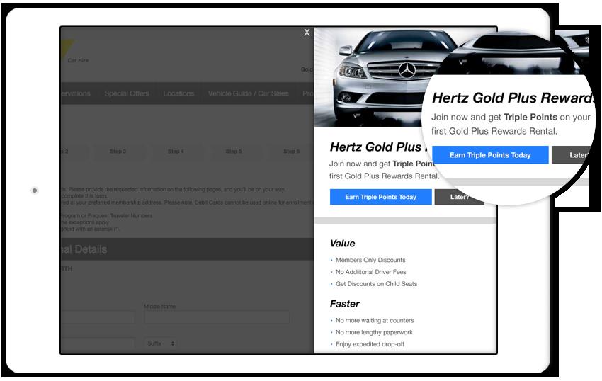 hertz loyalty program