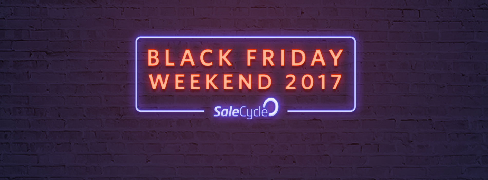 [Infographic] Black Friday Weekend 2017 Stats