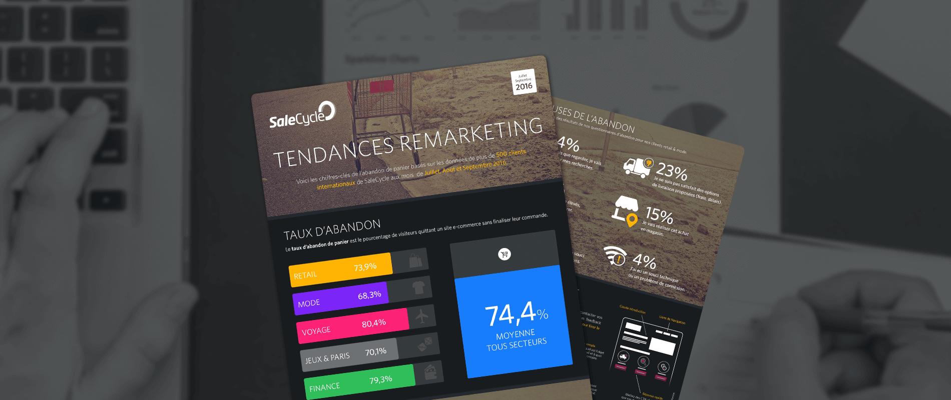 Tendances Remarketing – 3ème trimestre 2016