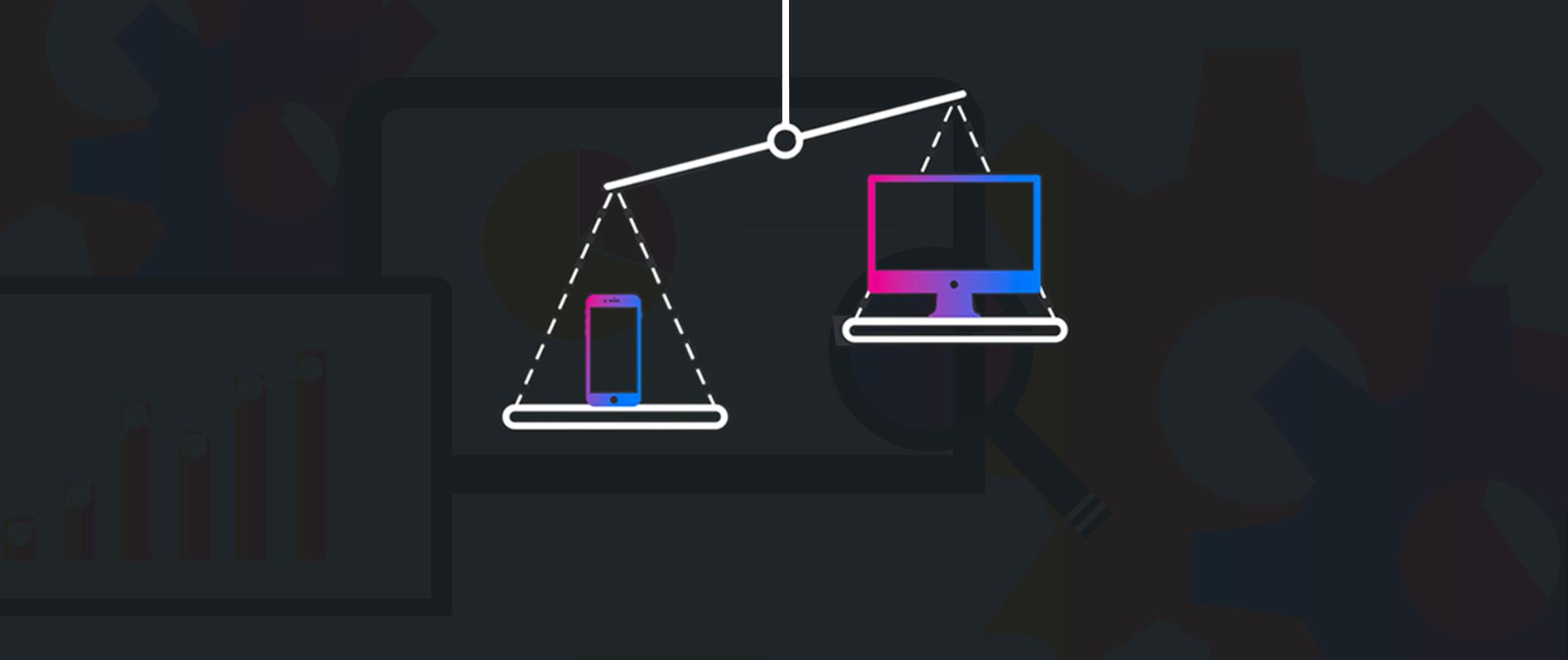 Pourquoi le taux de conversion sur mobile est-il plus faible que sur ordinateur ?