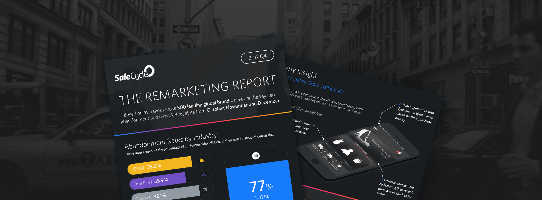 [Infographic] The Remarketing Report – Q4 2017