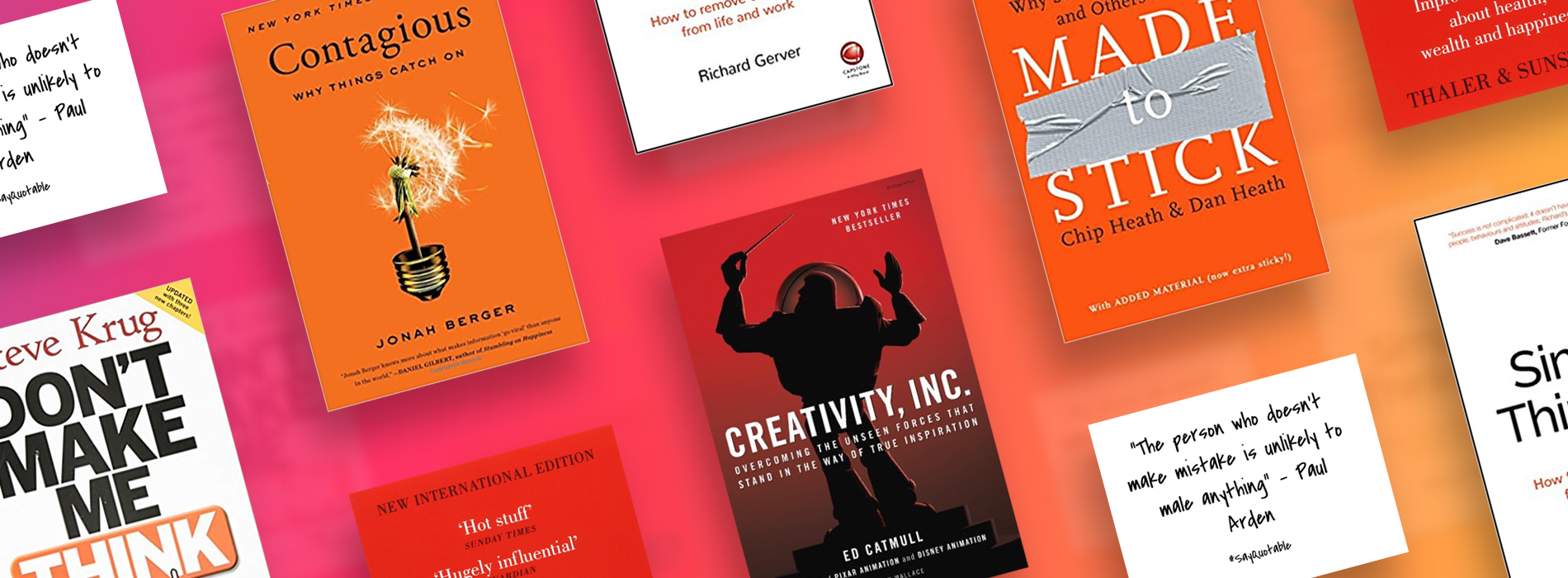 Seven of the Best Books About Ecommerce and Digital Marketing