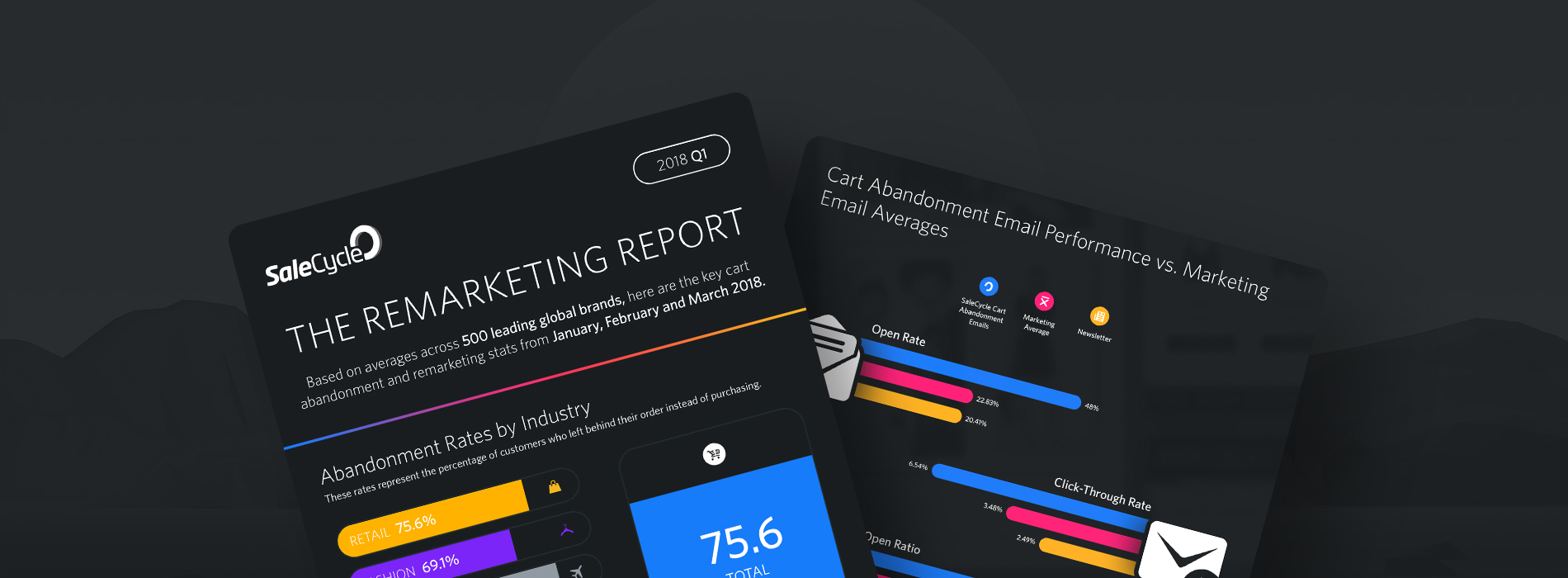 [Infographic] The Remarketing Report – Q1 2018