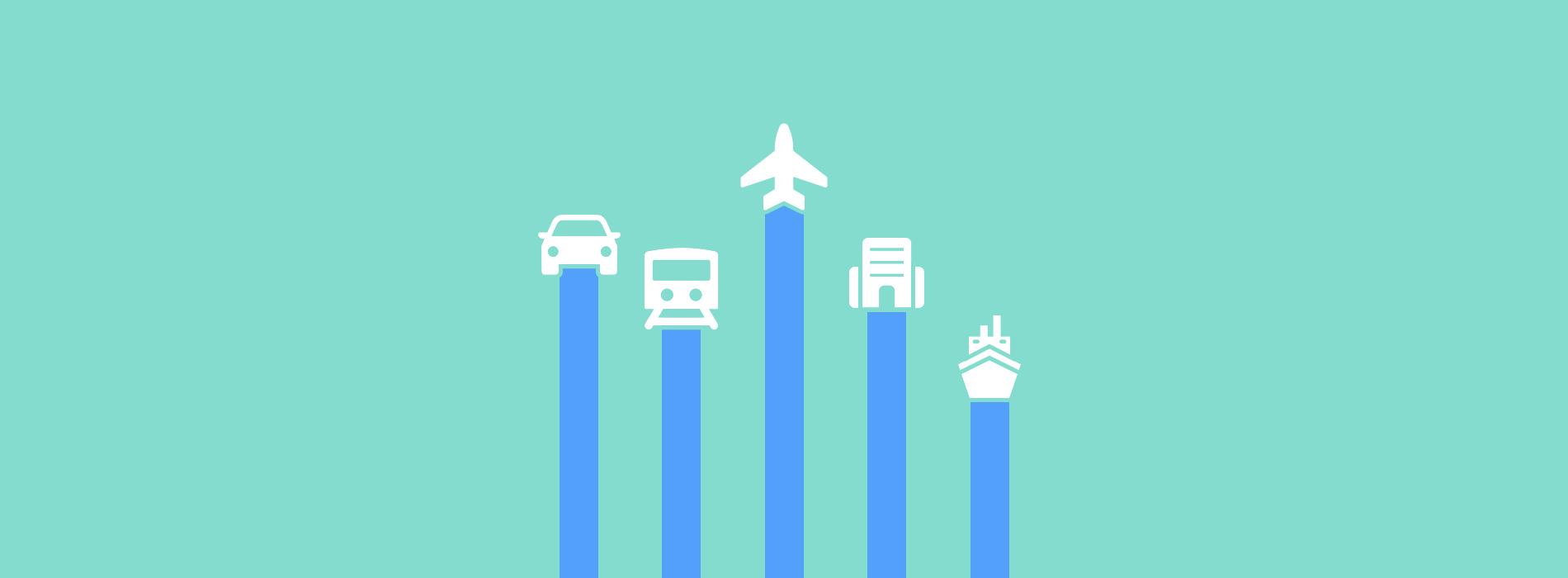 Online Travel Trends: 12 Fascinating Stats