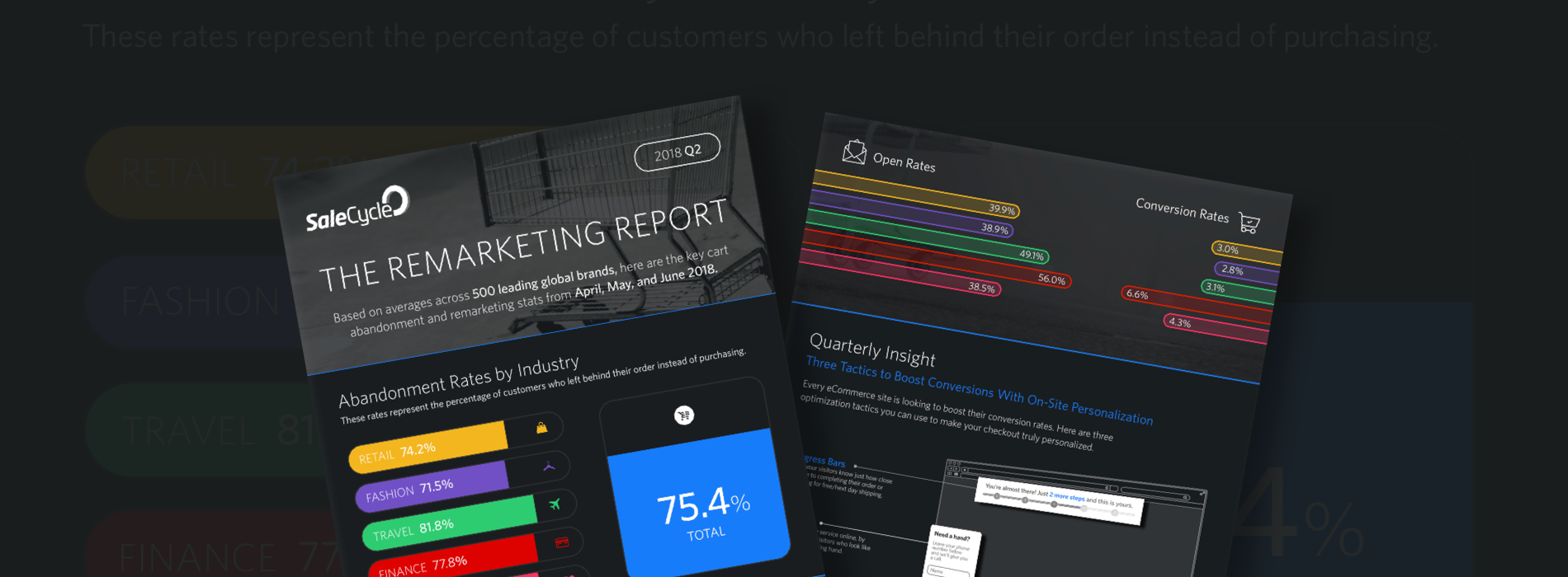 [Infographic] The Remarketing Report – Q2 2018