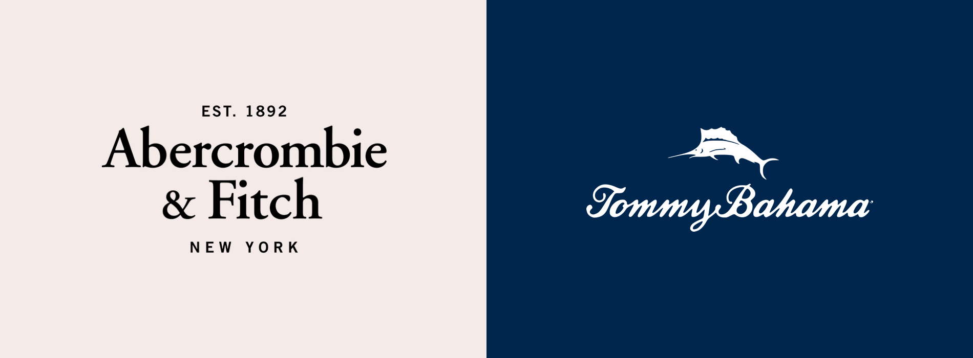 Abercrombie & Fitch vs Tommy Bahama: a UX Comparison