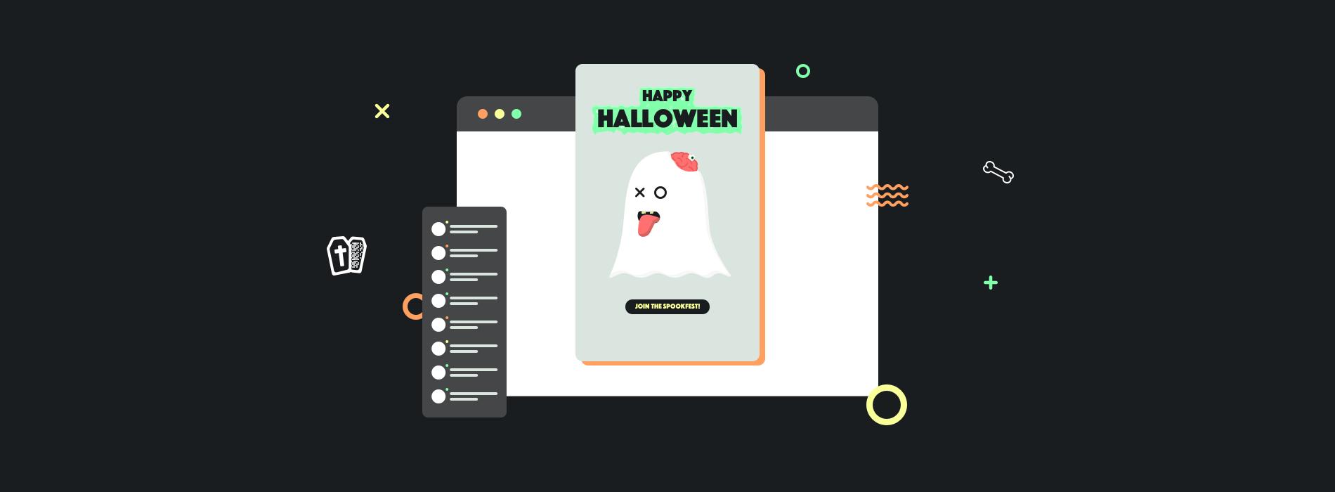 Emails d'Halloween : les bonnes pratiques à suivre et les faux pas à éviter !