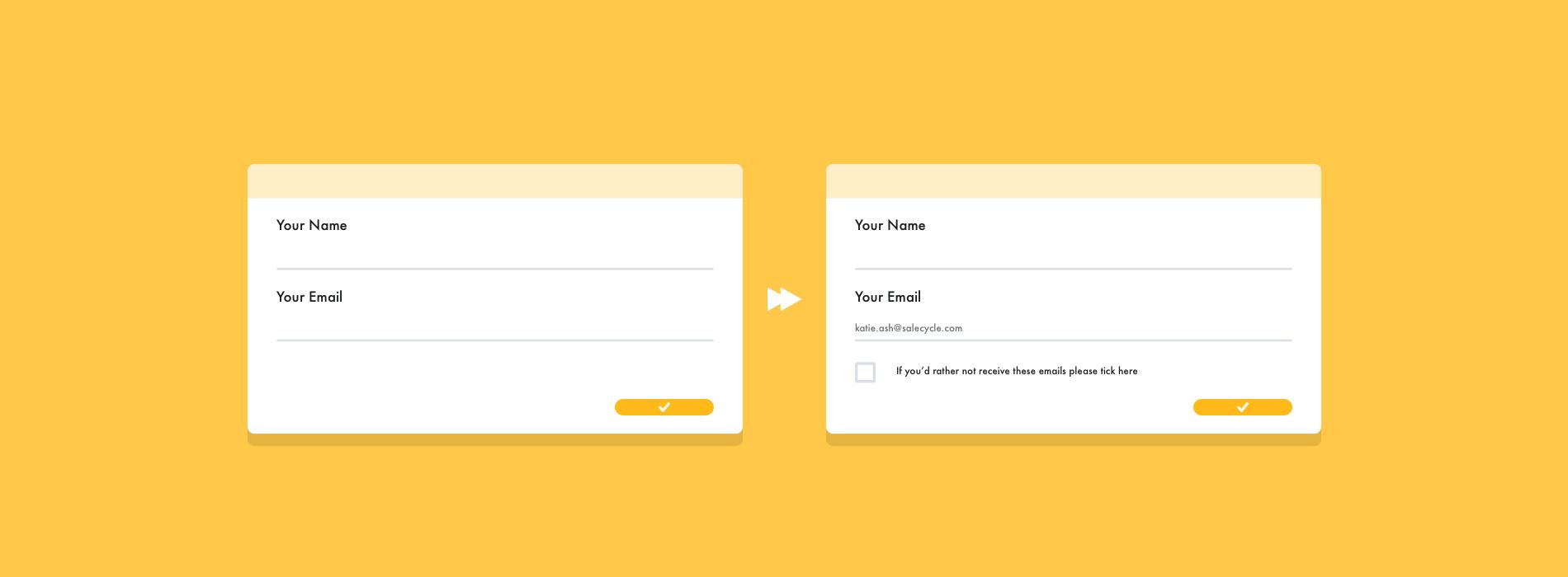 Une nouvelle manière de récolter le consentement de vos visiteurs en ligne