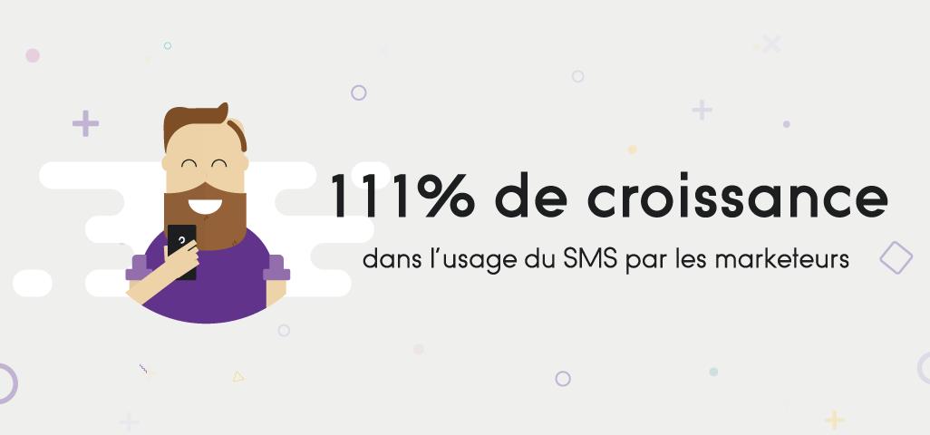 [Infographie] Avez-vous intégré le SMS à votre Stratégie Marketing ?