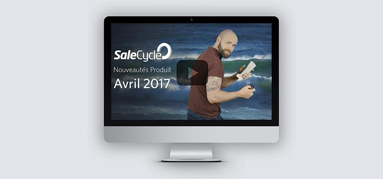 Nouveautés Produit – Avril 2017
